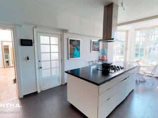 Recorrido Virtual 360º- Magnífica Casa en 3D Cocinas coloniales de Bantha VR Colonial