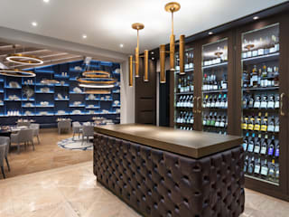 André Boto Fotografia Wine cellar
