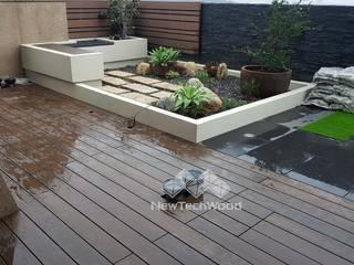 新綠境實業有限公司 Dachterrasse Holz-Kunststoff-Verbund Holznachbildung