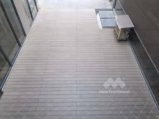 新綠境實業有限公司 Boden Holz-Kunststoff-Verbund Holznachbildung