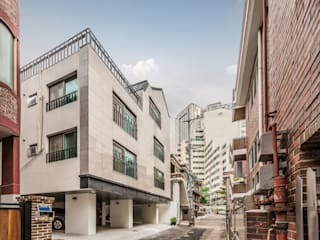 알찬 구성의 서울 다가구주택 by 한글주택(주)