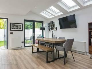 Extension 2, Stranmillis, Belfast Modern dining room by Jim Morrison Architects Modern