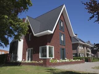 od Thijssen Verheijden Architecture & Management Nowoczesny