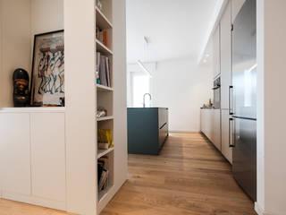 giorgio davide manzoni Built-in kitchens