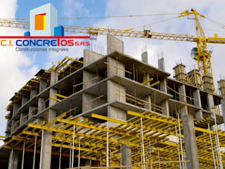 Constructora concretos Office buildings Concrete