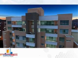 Constructora concretos Commercial Spaces Reinforced concrete