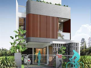 modern  by GUBAH RUANG studio, Modern