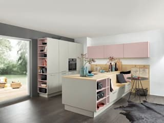 Manhattan Uni por Master Kitchen, Lda. Moderno