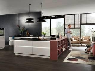 Nova Lack por Master Kitchen, Lda. Moderno