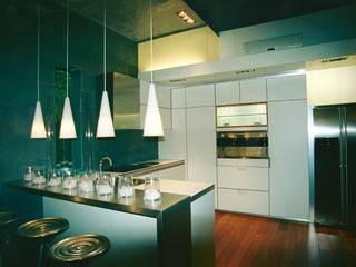 Cocinas de estilo moderno de Alicia Peláez Sevilla - Interiorismo y Decoración Moderno