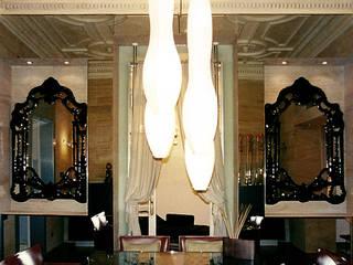 Comedores de estilo moderno de Alicia Peláez Sevilla - Interiorismo y Decoración Moderno