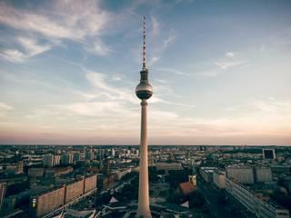Um dia em Berlim por Sofia Aleixo-Homify Asiático
