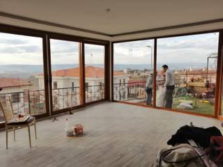 SEDGRUP YAPI – Pencere Ve Panjur Sistemleri: modern tarz , Modern