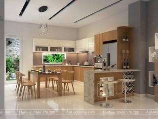 Modern style kitchen by Nội Thất An Lộc Modern