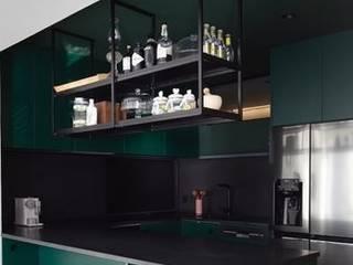 Carpintaria Senhora da Paz, Unipessoal Lda 廚房收納櫃與書櫃 複合木地板 Green