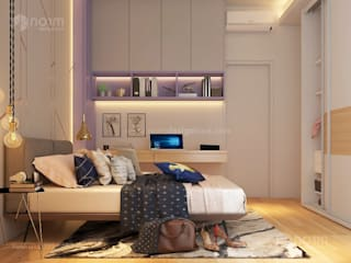 Norm designhaus Small bedroom