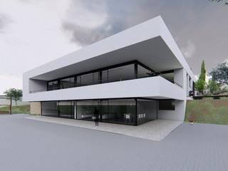 VIVIENDA EXCLUSIVA EN TOLEDO de Agoin Moderno
