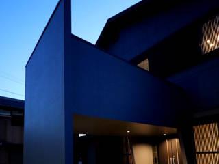 「IGAKANBE」伊賀神戸の家 の CN-JAPAN/藤村正継 和風