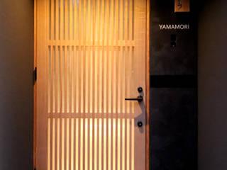 「京・聚楽廻の町家」町家再生住宅 の CN-JAPAN/藤村正継 和風