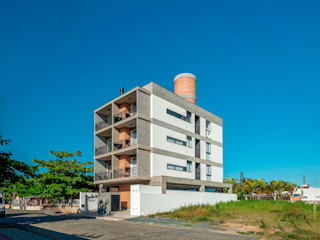 H1 por PJV Arquitetura Moderno
