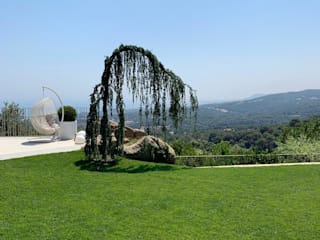 GreenEv LD Taman Gaya Mediteran