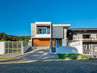 CASA J Casas modernas por PJV Arquitetura Moderno