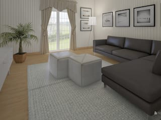 Classic style living room by ISPMedia Classic