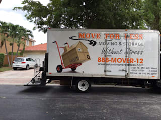 の Miami Movers For Less
