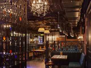 Бернулли ресторан Бары и клубы в стиле лофт от Carmine Home Лофт