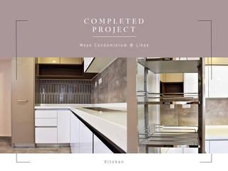 M HOUSE @ MAYA: modern  by Infini Home Concept Sdn. Bhd., Modern