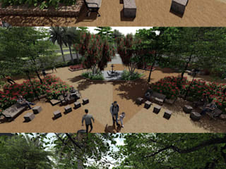 LANDSCAPE DESIGN Oleh Marl Design Studio
