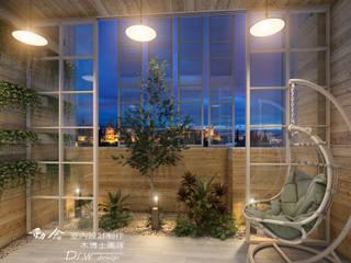 秘密花園 根據 木博士團隊/動念室內設計制作 田園風