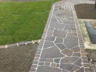 Pflastersteine und Polygonalplatten aus Naturstein NPR Natursteinpark Ruhr GmbH