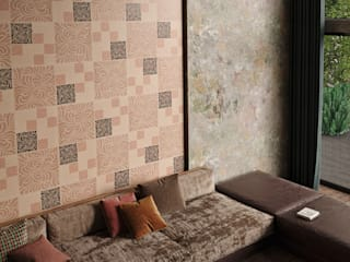 Dimensione Edilizia Modern walls & floors Cork Brown
