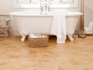 Dimensione Edilizia Modern Bathroom Cork Brown