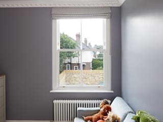 SASH WINDOWS Hugo Carter - SILENT WINDOWS Modern Kid's Room