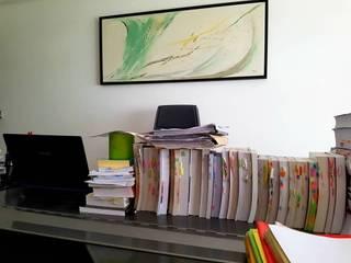 Gabinete de advocacia por Atelier ValiCe Minimalista