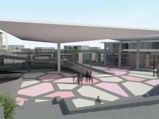 OMAR SEIJAS, ARQUITECTO Modern commercial spaces