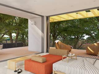 Casa Green Hill de Raum360 S.A.S Moderno