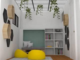 Modern Bedroom by Decó ambientes a la medida Modern