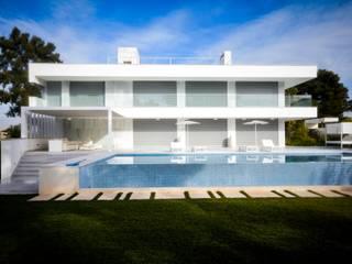 VIVIENDA AISLADA de Nostromo Ibiza Moderno