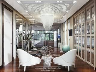 Palestra in stile moderno di Дизайн-студия элитных интерьеров Анжелики Прудниковой Moderno
