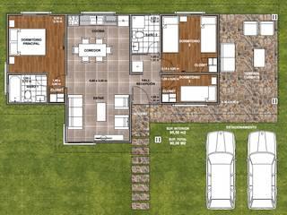 R&R Construccion Maisons modernes