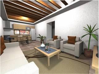 Modelo Constructivo 85 Casas estilo moderno: ideas, arquitectura e imágenes de R&R Construccion Moderno
