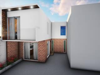 Casa Santa Rosa Casas modernas de AS Arquitectos Moderno