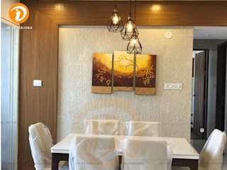 Walnut interior collections: classic  by iD INTERIORS AND DESIGN STUDIO PVT LTD,Classic
