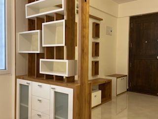 Mrs. Preeja's Residence, HSR Layout: modern  by U and I Designs,Modern