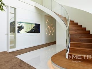 de MetallArt Treppen GmbH Moderno