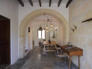 Einfamilienhaus Mallorca stanke interiordesign Mediterrane Esszimmer