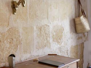 Einfamilienhaus Mallorca stanke interiordesign Mediterrane Arbeitszimmer